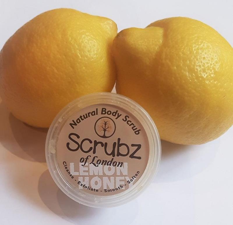 Scrubz of London - 100% Natural Products - https://scrubzoflondon.com